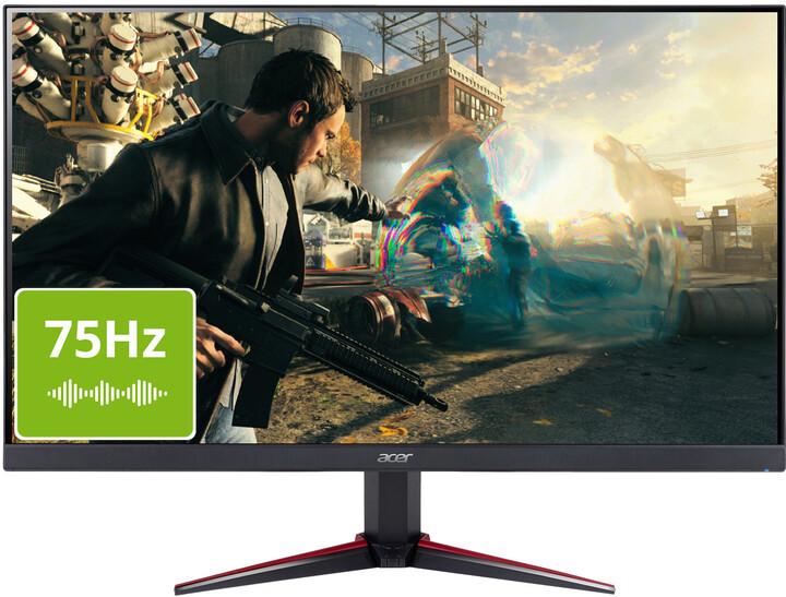 """Acer Nitro VG240Ybmiix - LED monitor 24"""""""