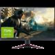 """Acer Nitro VG240Ybmiix - LED monitor 24""""  + Podložka pod myš Ravcore Ravpad Epic v hodnotě 399,-"""