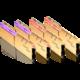 G.SKill Trident Z Royal Gold 128GB (4x32GB) DDR4 3600 CL16