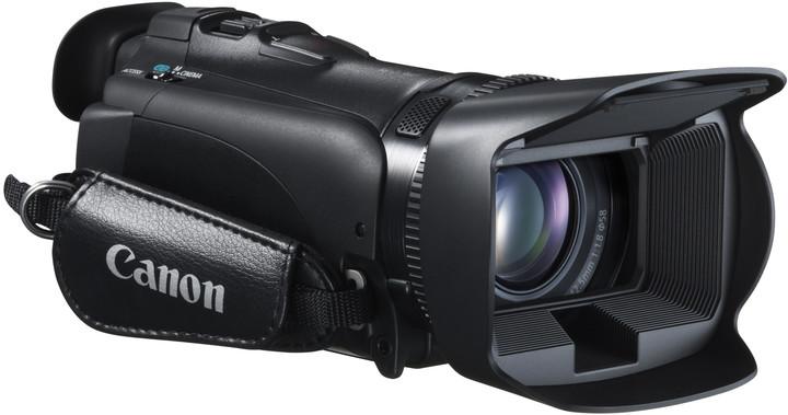 Canon Legria HF G25, černá
