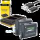 Patona nabíječka Foto Dual Quick Nikon EN-EL14 + 2x baterie 1100mAh USB