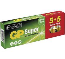 GP alkalická baterie Super LR6 (AA), display box - B1320S
