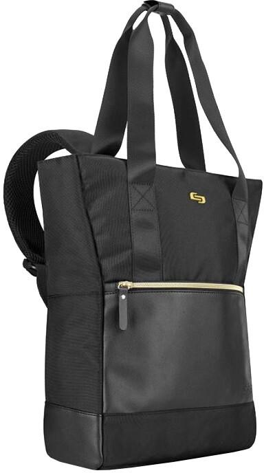SOLO NY Parker Hybrid dámská taška/batoh pro NB, černá