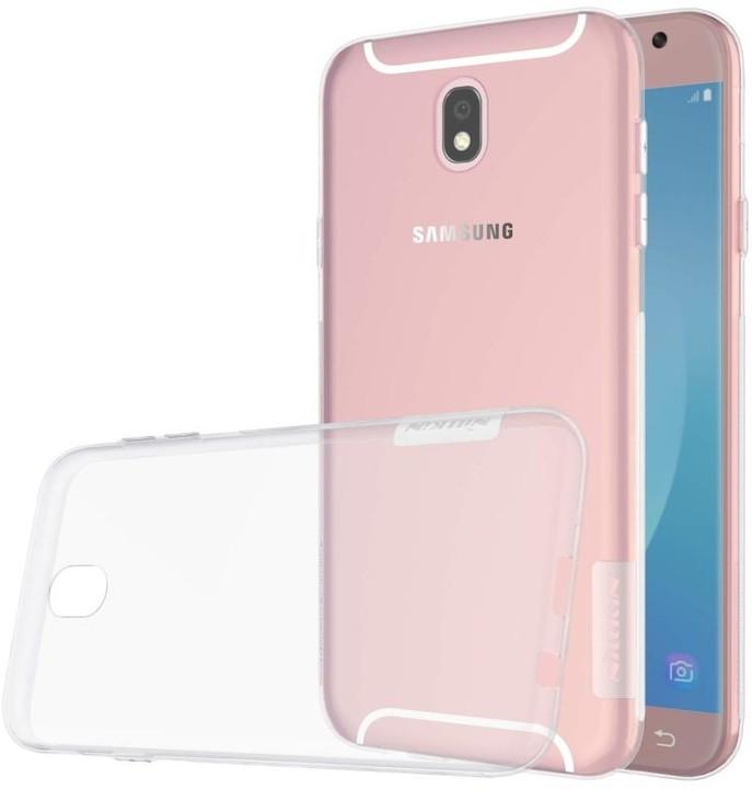 Nillkin Nature TPU Pouzdro Transparent pro Samsung J730 Galaxy J7 2017