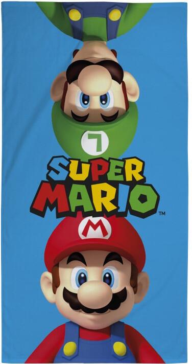 Ručník Super Mario - Mario a Luigi