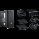 CoolerMaster MasterBox 5 ver. 03, okno, černá  + Voucher až na 3 měsíce HBO GO jako dárek (max 1 ks na objednávku)