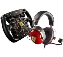 Thrustmaster Ferrari F1 Wheel Add-on (T300/T500/TX) + Thrustmaster T.Racing Scuderia Ferrari Edition - 4160764