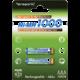 Panasonic 4HGAE/2BE AAA 2x 1000