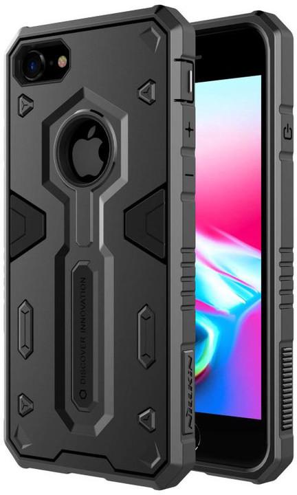 Nillkin Defender II ochranné pouzdro pro iPhone 8 - černá
