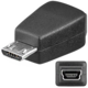 PremiumCord USB redukce Mini 5 PIN/female - Micro USB/male