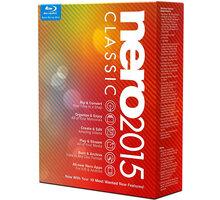 Nero 2015 Burn Essentials - pouze se zařízením - EMEA-40050001