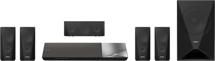 Sony BDV-N5200W, 3D