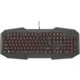 Trust GXT 830 Gaming Keyboard, CZ/SK
