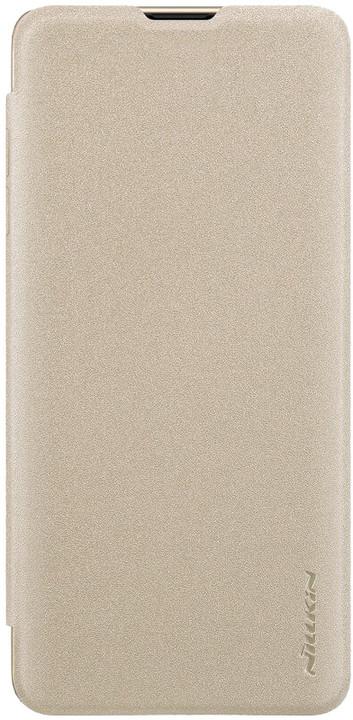 Nillkin Sparkle Folio pouzdro pro Samsung G973 Galaxy S10, zlatá