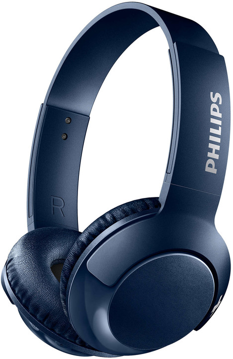 Philips SHB3075, modrá