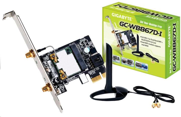 GIGABYTE WB867D-I