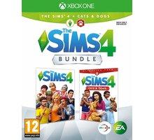 The Sims 4 + rozšíření Psi a Kočky (Xbox ONE)