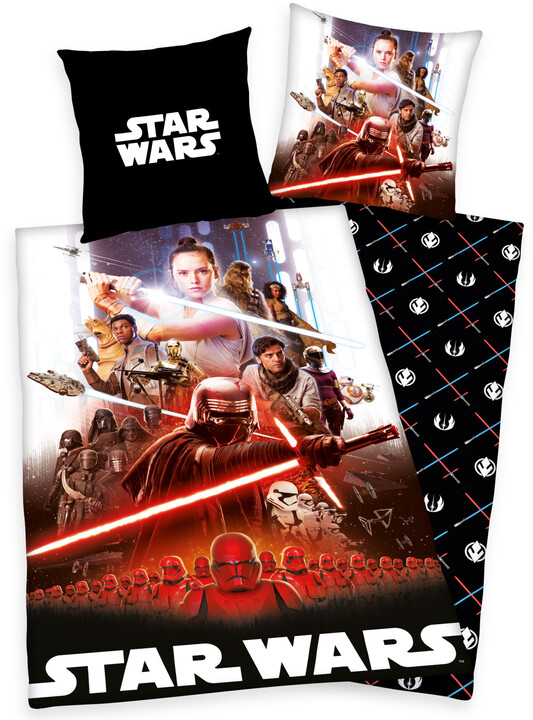 Povlečení Star Wars - Rise of the Skywalker (Episode IX)