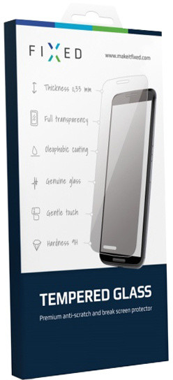 FIXED ochranné tvrzené sklo pro Huawei Ascend P7, 0.33 mm