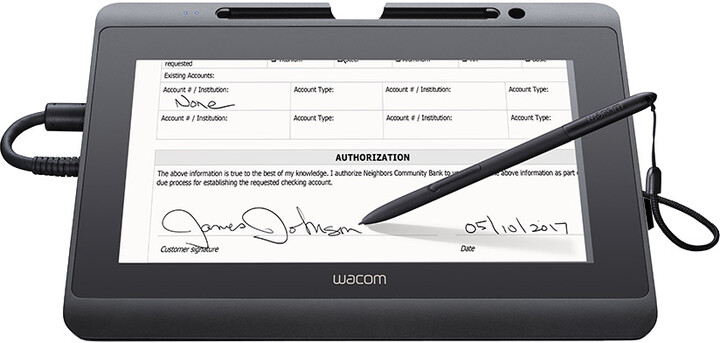 Wacom DTH-1152 + Sign Pro PDF