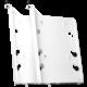 Fractal Design HDD Tray Kit Typ B, bílá