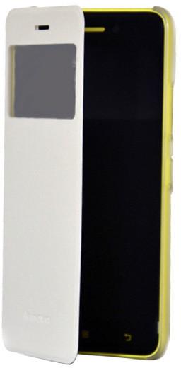 Lenovo Smartphone S60 Flip Cover bílá