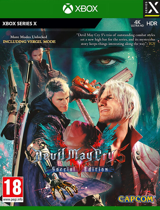 Devil May Cry 5 - Special Edition (XBS)