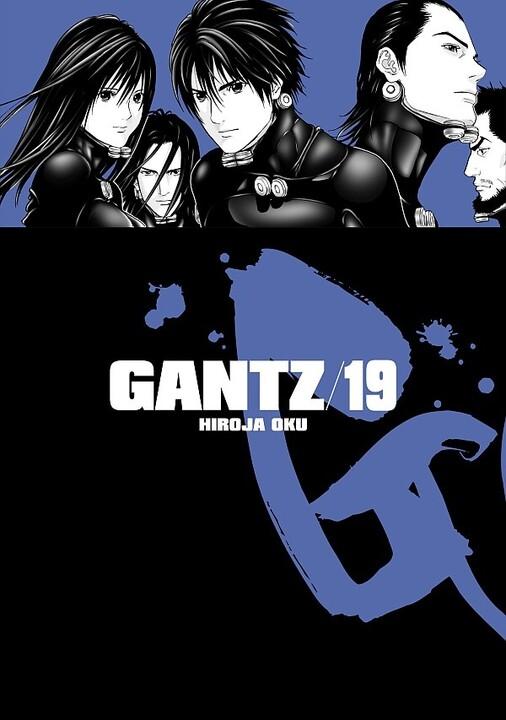 Komiks Gantz, 19.díl, manga