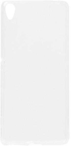 EPICO pružný plastový kryt pro SONY Xperia XA RONNY GLOSS - průhledný