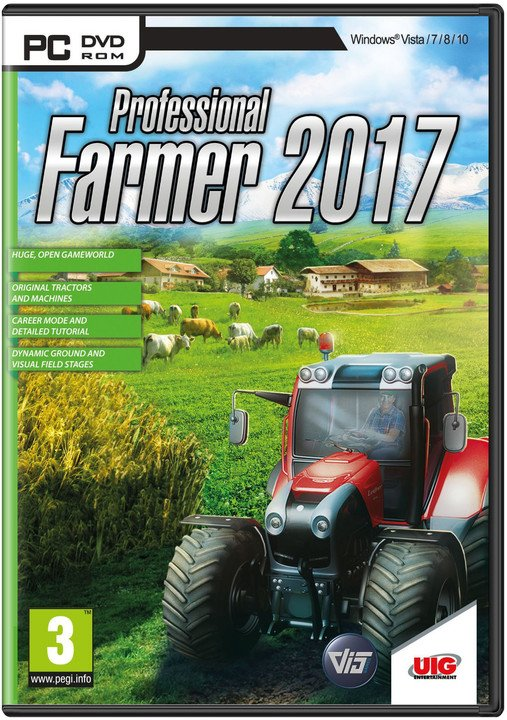 Professional Farmer 2017 (PC)