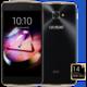 ALCATEL OT-6070K IDOL 4S - VR BOX , zlatá