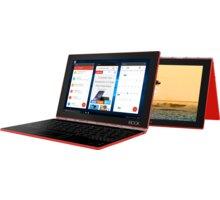 Lenovo Yoga Book YB1-X91L, červená