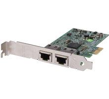 Dell 2-portová sítová karta 1 GbE - Broadcom 5720 DP, PCIe, plná výška - 540-11134