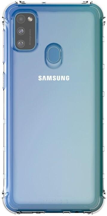 Samsung ochranný kryt M Cover pro Samsung Galaxy M21, transparentní