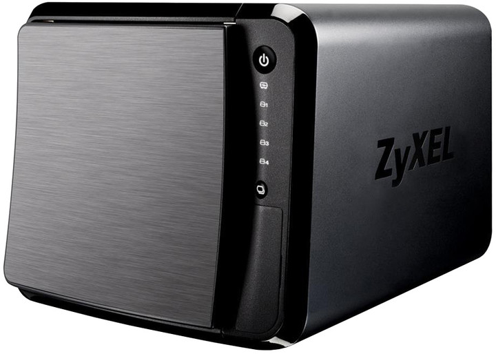 Zyxel NAS542, Personal Cloud Storage