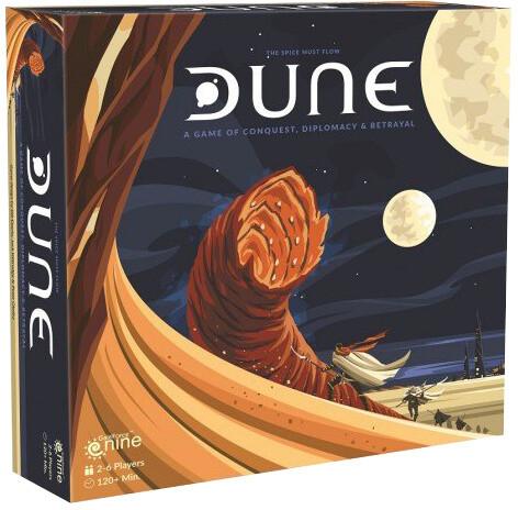 Desková hra Dune (EN)