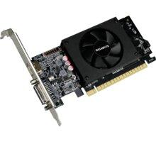 GIGABYTE GeForce GT 710 (rev.2.0), 1GB GDDR5 - GV-N710D5-1GL 2.0