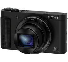 Sony Cybershot DSC-HX90, černá - DSCHX90B.CE3 + Jupio NP-BX1 (with infochip) akumulátor pro Sony v hodnotě 699 Kč