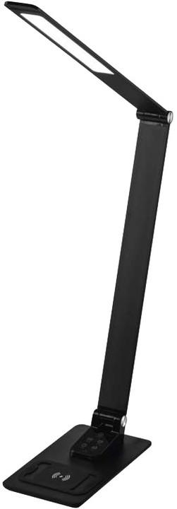 Emos LED stolní lampa Mario, černá