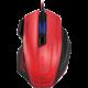 Speed Link Decus Respec, černá/červená  + Podložka pod myš CZC G-Vision Dark, L (v ceně 250 Kč)