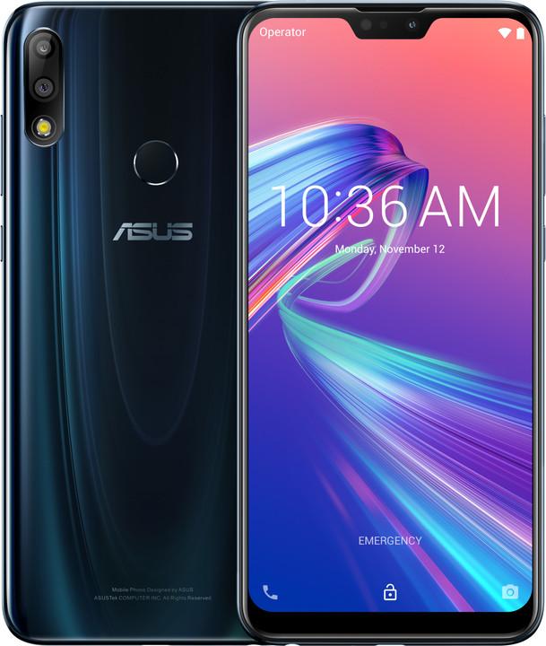 Asus ZenFone Max Pro M2, ZB631KL, 6GB/64GB, modrý