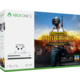 XBOX ONE S, 1TB, bílá + PlayerUnknown's Battlegrounds  + Voucher Be a Gamer - 5x 100 Kč (sleva na hry nad 999 Kč)