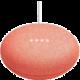 Google Home mini - reproduktor s umělou inteligencí, červený  + Voucher až na 3 měsíce HBO GO jako dárek (max 1 ks na objednávku)