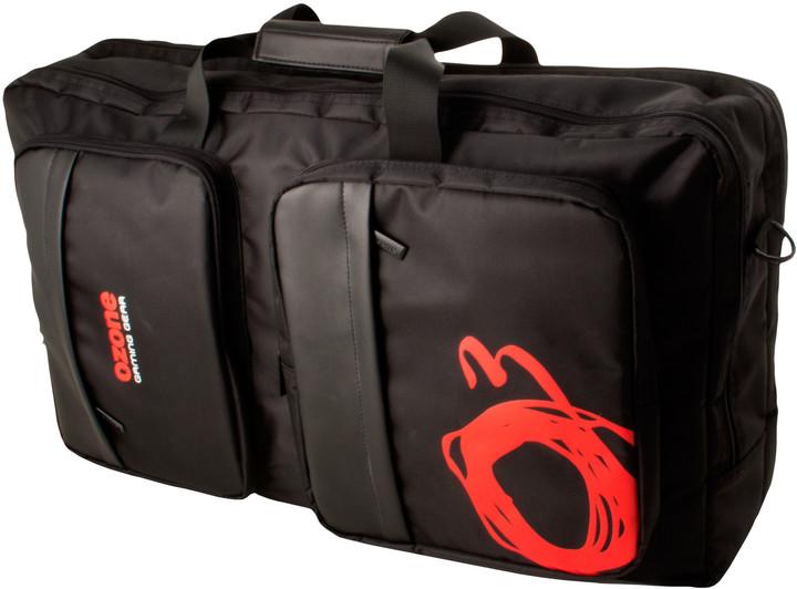 """Ozone taška na notebook LANPCK do 17,3"""", zamykatelný zip, extra prostorný"""
