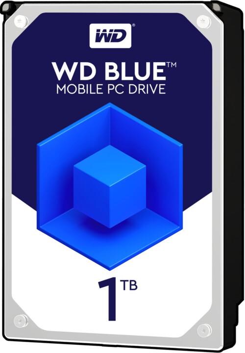 """WD Blue (JPVX), 2,5"""" - 1TB"""