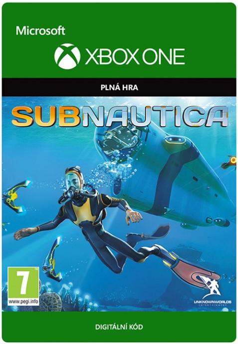 Subnautica (Xbox ONE) - elektronicky