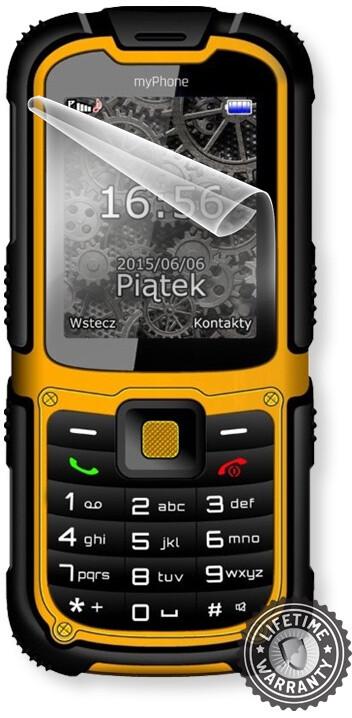 Screenshield fólie na displej pro Myphone Hammer 2