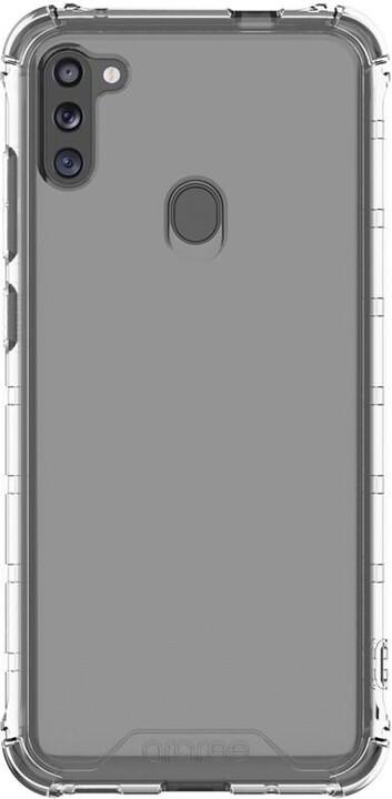 Samsung ochranný kryt M Cover pro Samsung Galaxy M11, transparentní