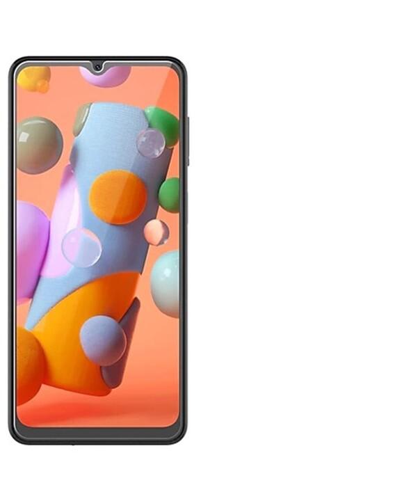 Samsung tvrzené sklo pro Galaxy A12, transparentní