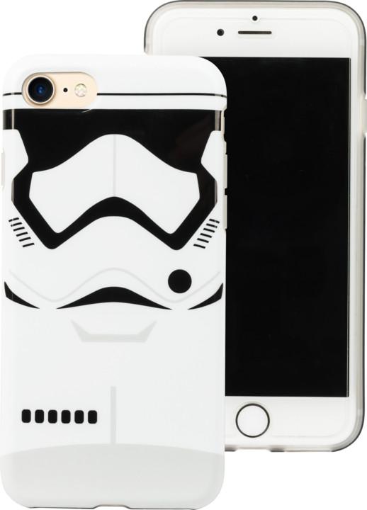 Tribe Star Wars Stormtrooper pouzdro pro iPhone 6/6s/7 - Bílé
